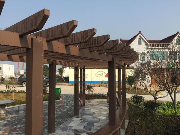 PERGOLA IN CHINA (1)